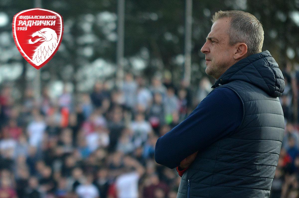 """Дејан Николић сумирао сезону: """"Овај клуб је на добром путу"""""""